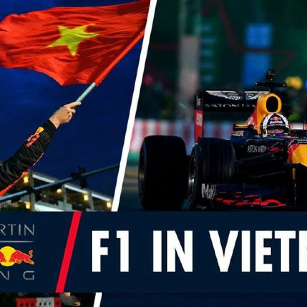 Formula One Coming To Vietnam