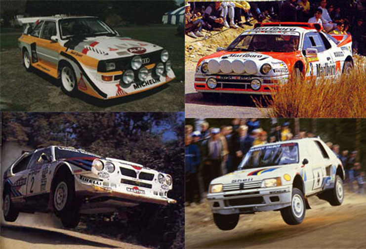 best rally cars